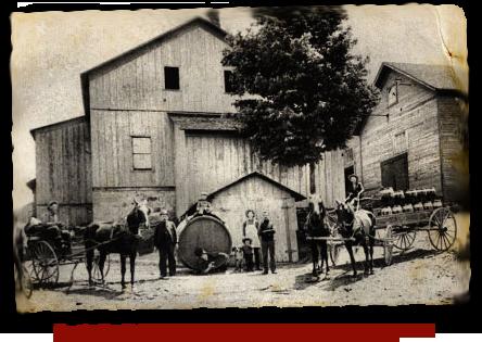 Benzinger Spring Brewery, 1895