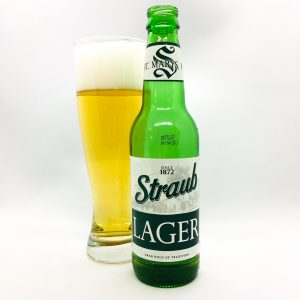 Straub Lager aka Greenies