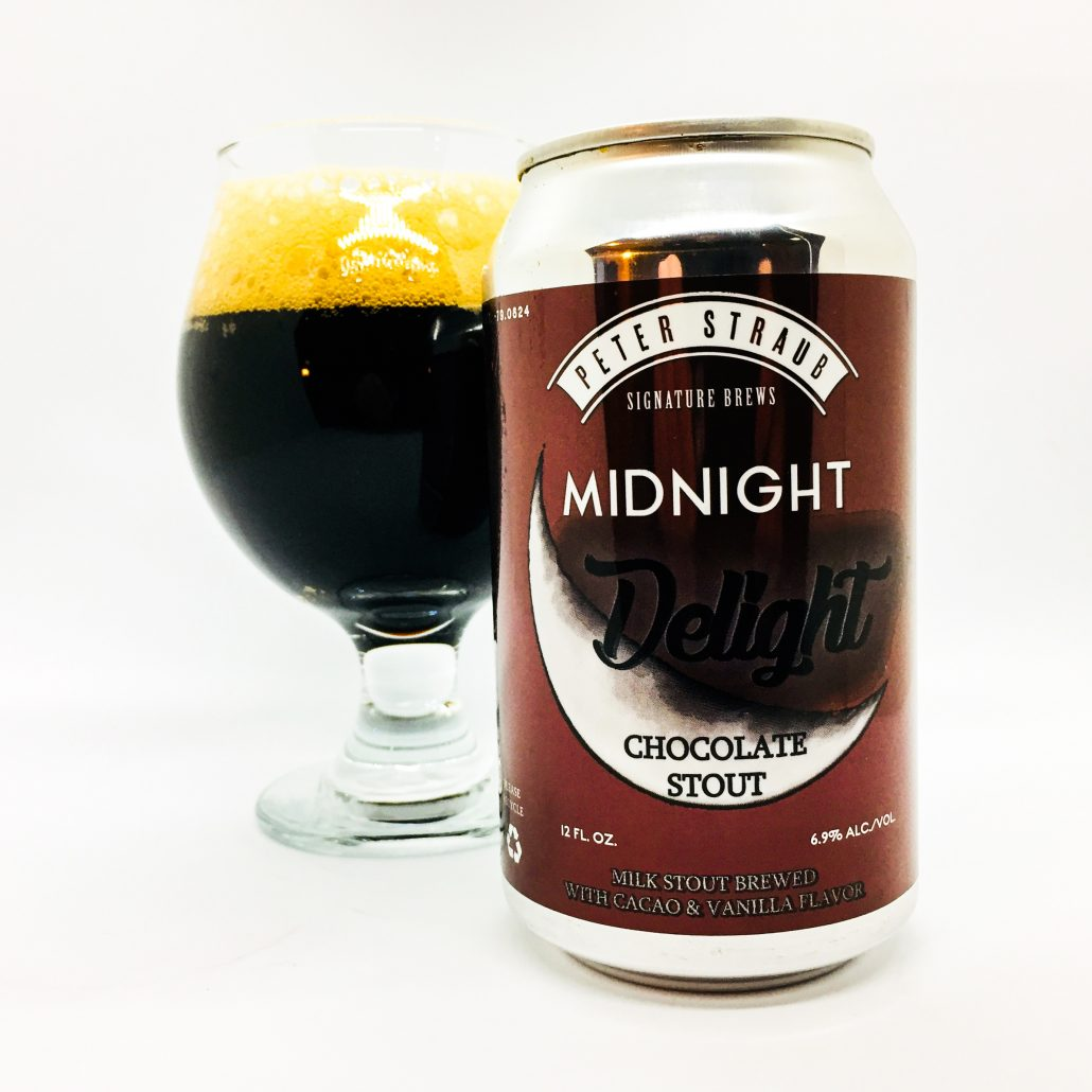Midnight Delight Chocolate Stout