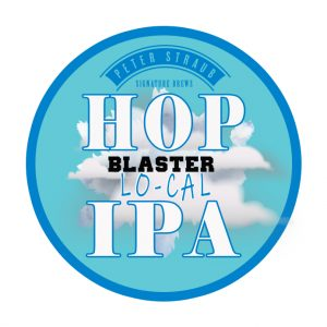 Hop Blaster Local IPA logo
