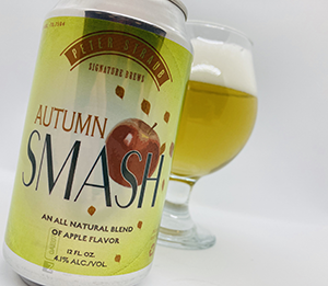 Autumn Smash can