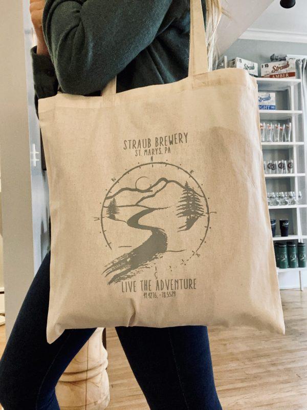Straub Canvas Adventure bag