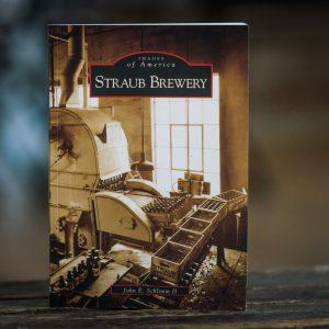 Straub history book cover