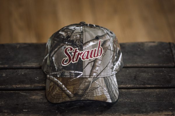Straub Realtree camo hat