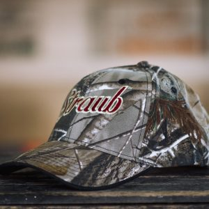 Straub Realtee Camo Hat