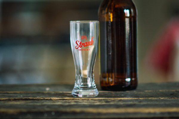 Straub shooter glass