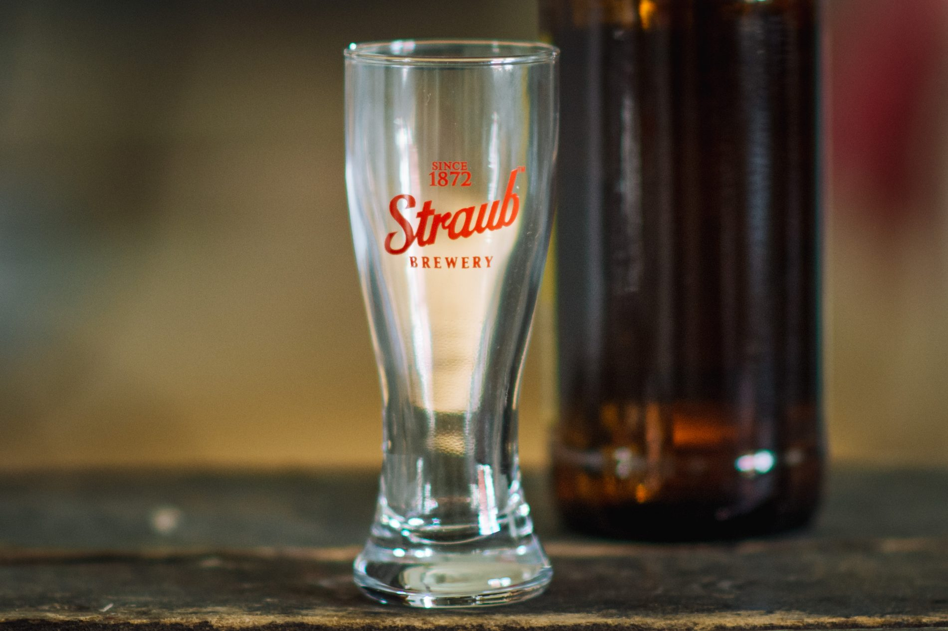 Straub shooter glass