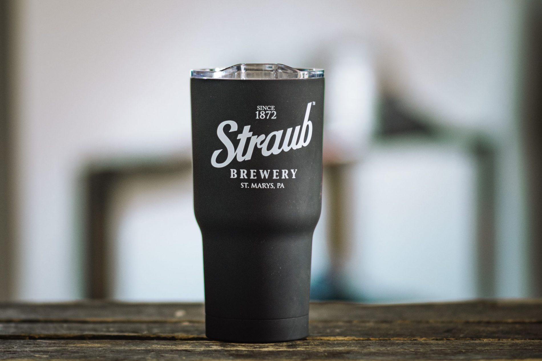 Straub Travel Mug